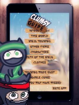 New Guide For Clumsy Ninja. poster