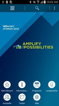 VMware vForum Darmstadt poster