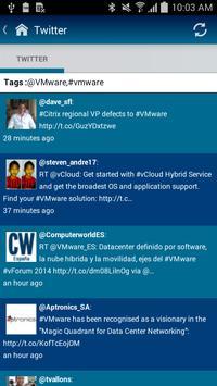 VMware vForum Darmstadt apk screenshot