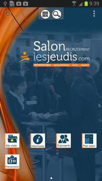 Emploi IT: Salon LesJeudis.com poster