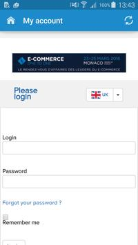 E-Commerce One to One apk screenshot