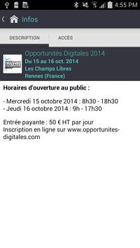 Opportunités Digitales apk screenshot