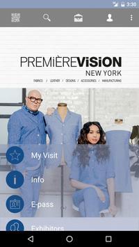 PremièreVision New York poster