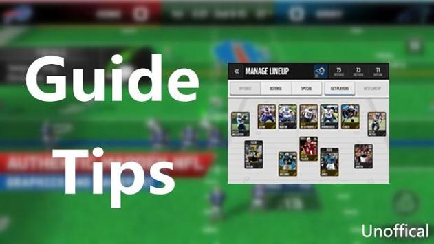 Ultimate Guide For Madden NFL. poster