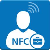 NFC 출퇴근 체커 icon