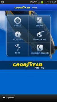 Goodyear Truck Plus poster