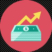 Money Make business icon