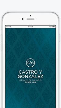 Castro y González poster
