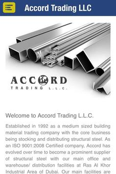 Accord Trading LLC apk screenshot