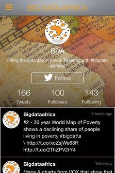 BigDataAfrica apk screenshot