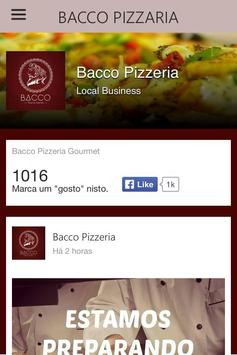 Bacco Pizzeria apk screenshot