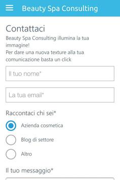 Beauty Spa Consulting apk screenshot