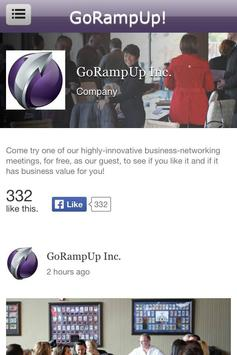 GoRampUp! apk screenshot