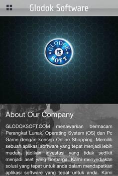 Glodok Software poster