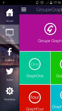 Groupe Graph' - Officielle poster