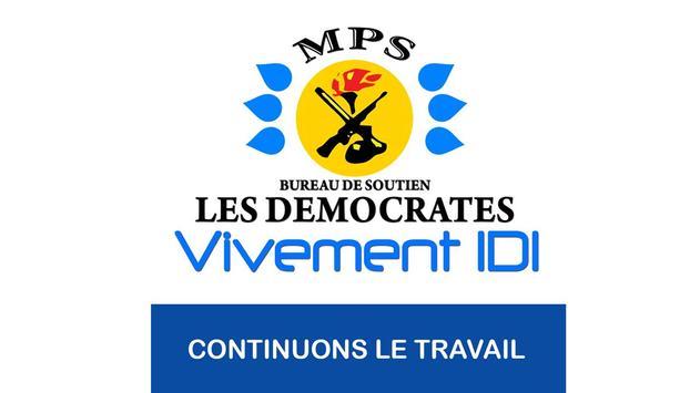 LesDemocratesMPS apk screenshot