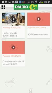 Diario C* apk screenshot