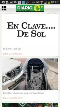 Diario C* poster