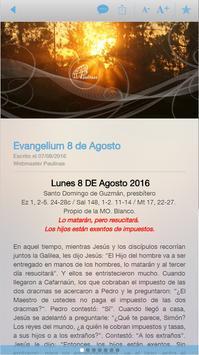 Evangelium apk screenshot