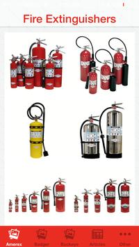Fire Extinguishers poster