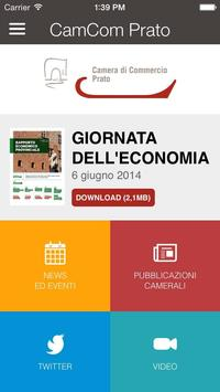 Camera di Commercio di Prato poster