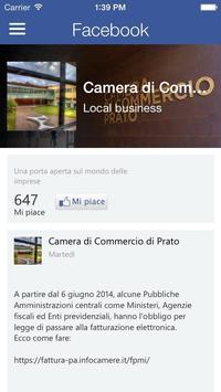 Camera di Commercio di Prato apk screenshot