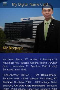 Kurniawan Barus poster
