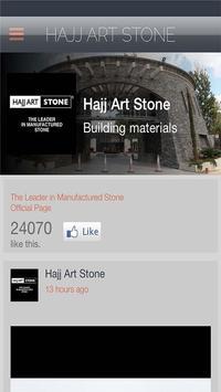 Hajj Art Stone. apk screenshot