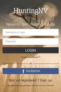 HuntingNV poster