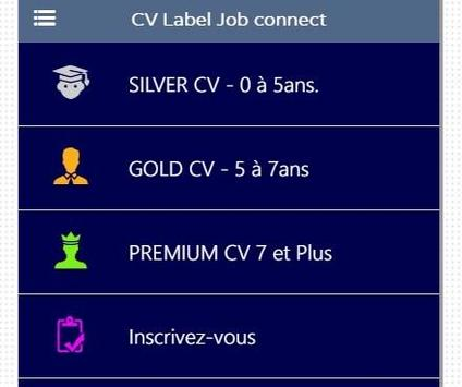 JOB CONNECT V1.1 apk screenshot
