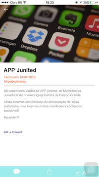 jUnited App apk screenshot