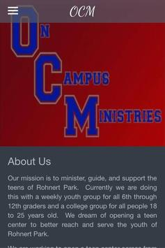 On Campus Ministries apk screenshot