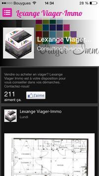 LEXANGE VIAGER-IMMO apk screenshot
