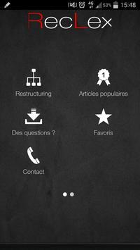 RecLex apk screenshot