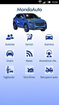 Mondo Auto poster
