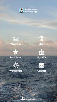 Maritieme Vacature App apk screenshot