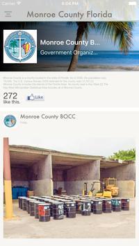 Monroe County FL poster