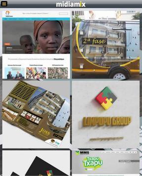 Midiamix Moz apk screenshot