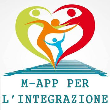 M-APP PER L'INTEGRAZIONE poster