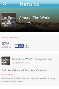 Nark'os apk screenshot