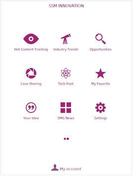 SSM INNOVATION apk screenshot