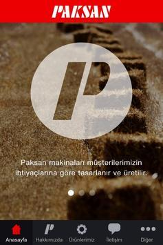 Paksan Makina poster