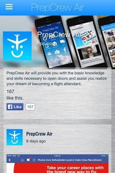 PrepCrew Air apk screenshot