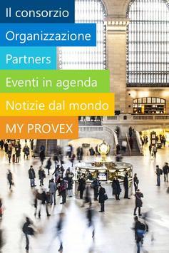 PROVEX poster