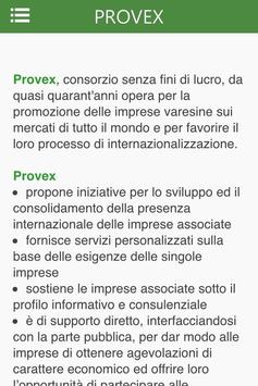 PROVEX apk screenshot