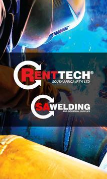 Renttech South Africa poster