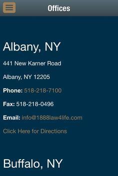 Tully Rinckey Law Firm apk screenshot