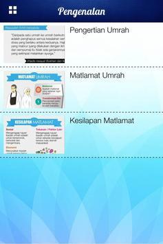 Panduan Umrah poster