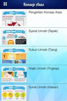 Panduan Umrah apk screenshot