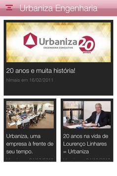 Urbaniza Engenharia apk screenshot